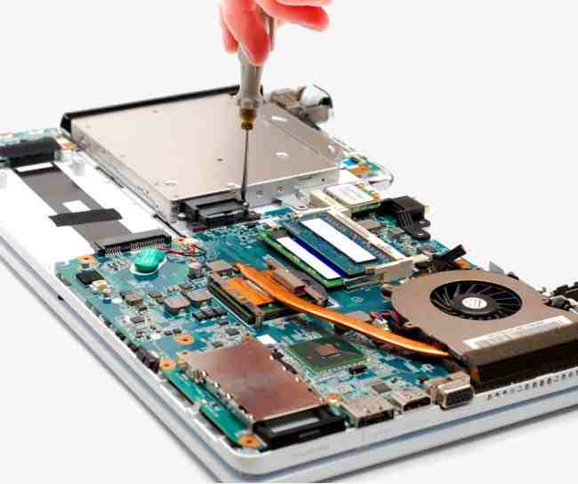 Learn chip level laptop repair course